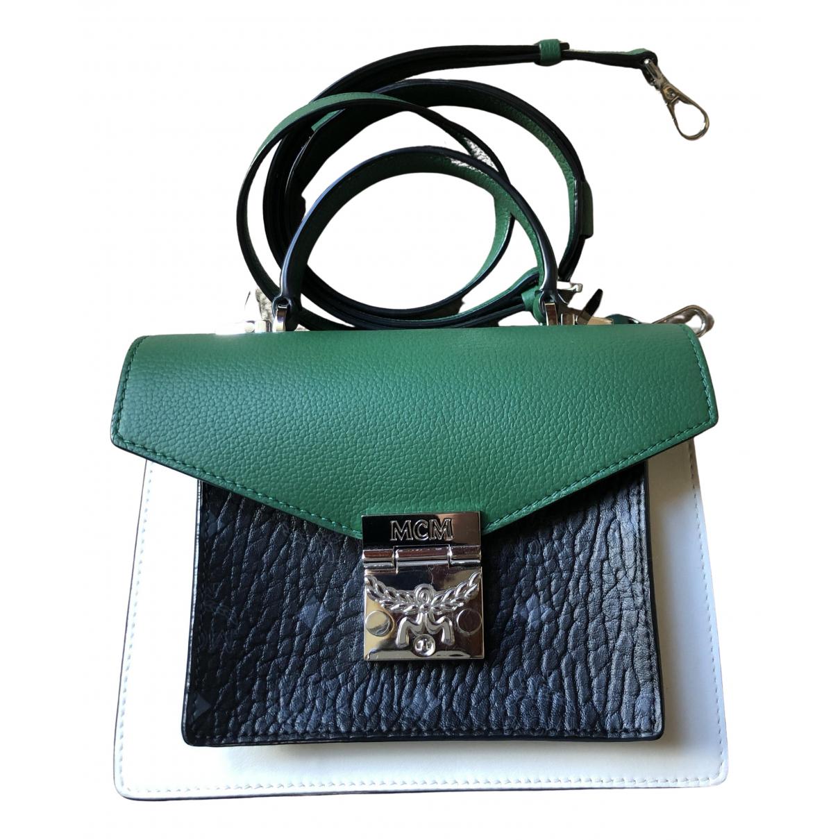 Mcm Patricia Multicolour Leather handbag for Women \N