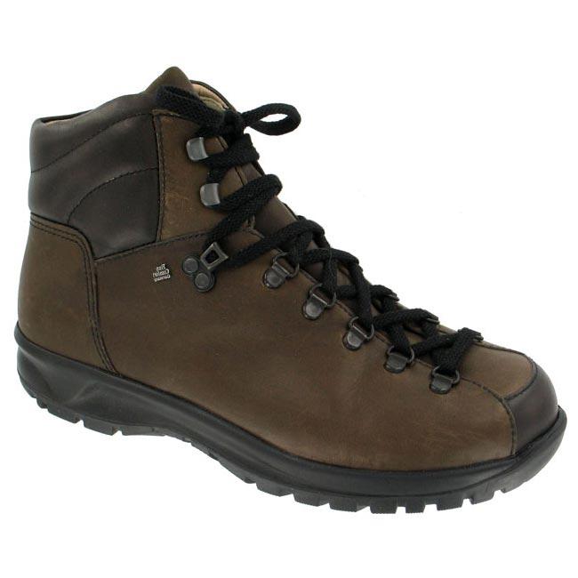 Finn Comfort Garmisch Rinde Leather Soft Footbed 10 Uk