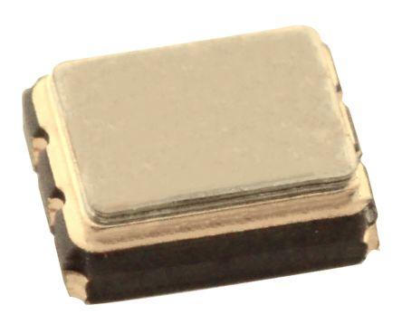 RS PRO , 25MHz Clock Oscillator, ±50ppm HCMOS, 4-Pin SMD (5)
