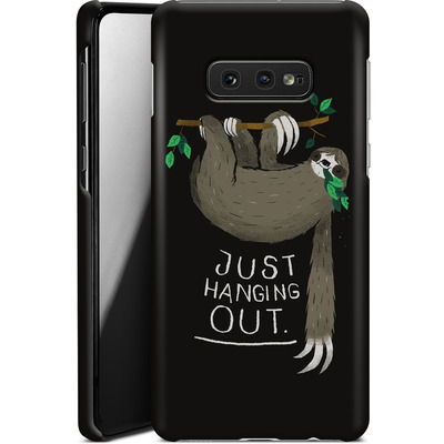 Samsung Galaxy S10e Smartphone Huelle - Just Hanging Out von Louis Ros