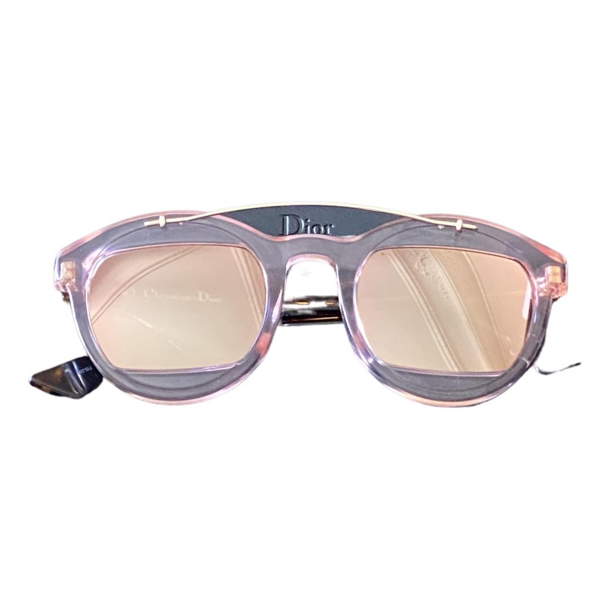 Dior \N Sonnenbrillen in  Rosa Kunststoff