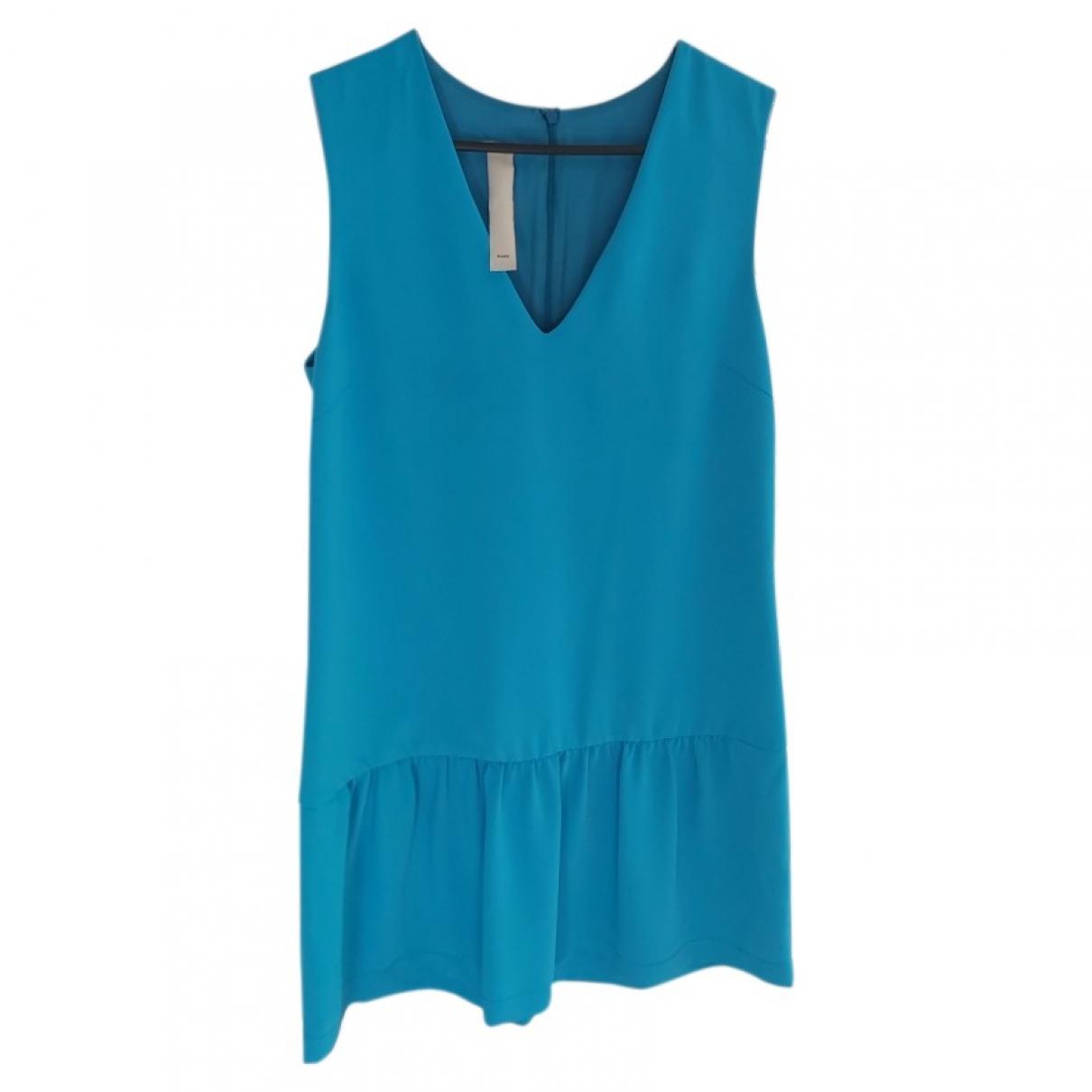 Pinko \N Kleid in  Tuerkis Polyester
