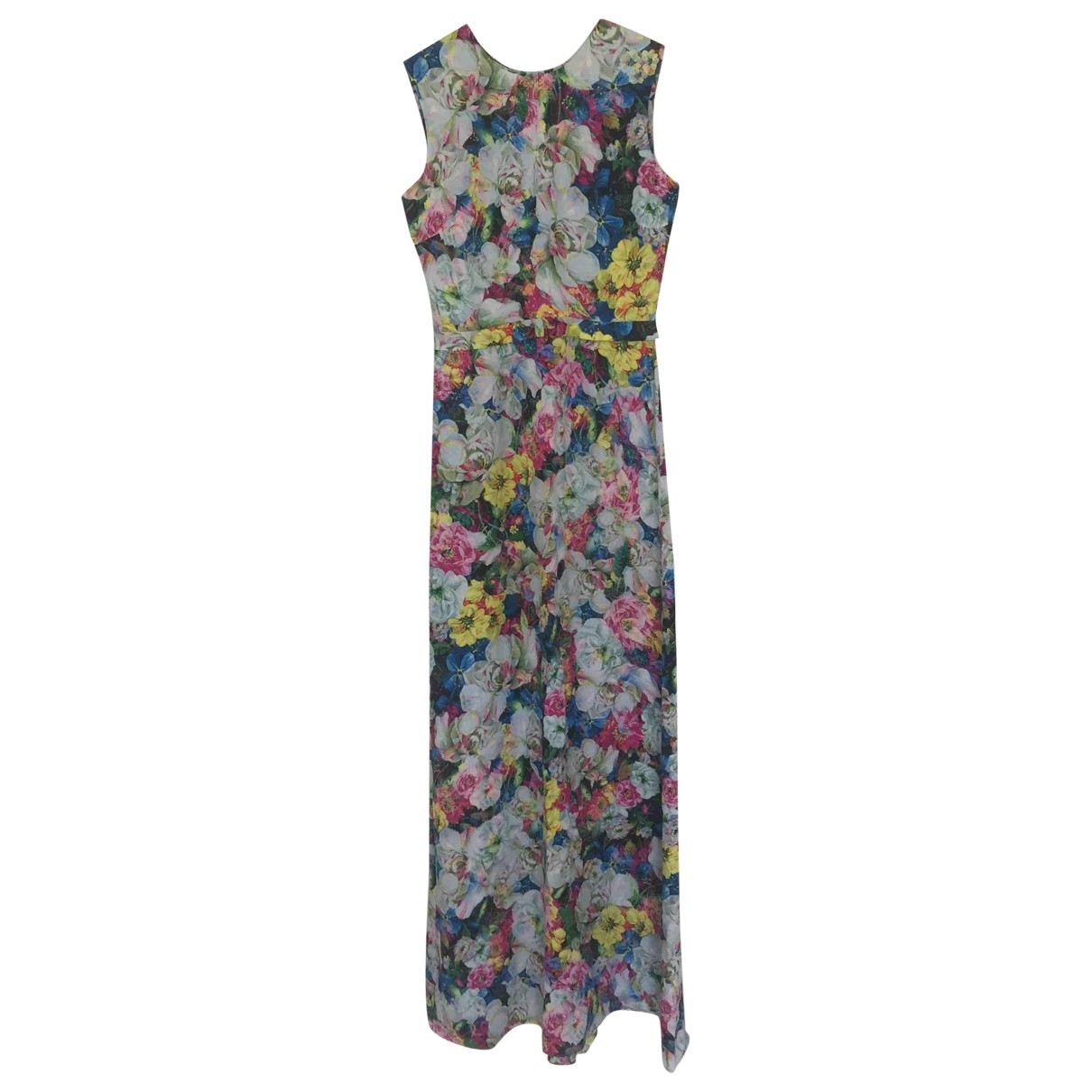 Erdem \N Multicolour Silk dress for Women 42 IT