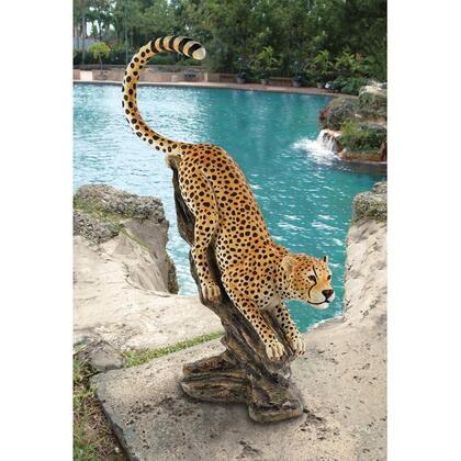 KY1875 Stalking The Savannah Cheetah