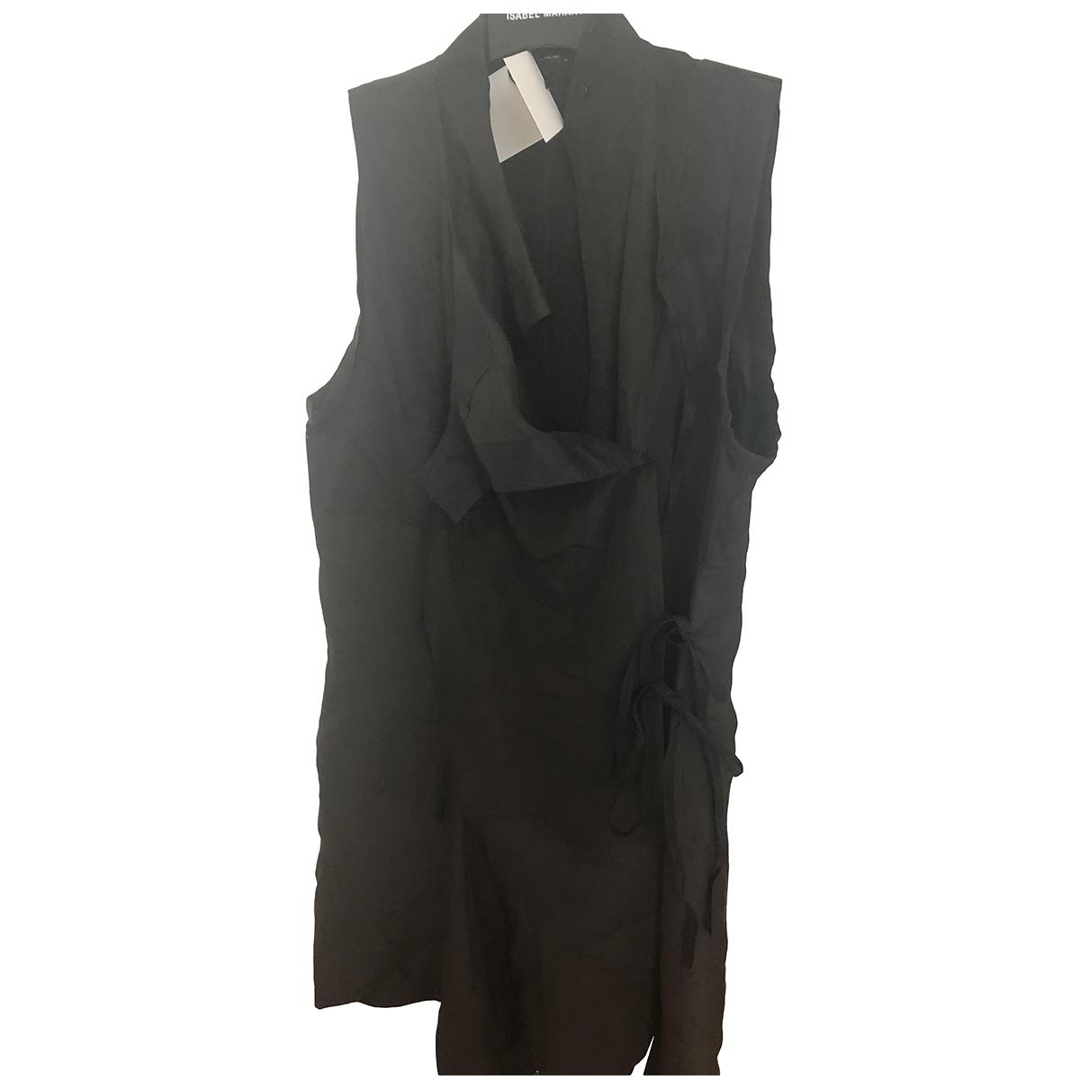 Mini vestido de Seda Isabel Marant