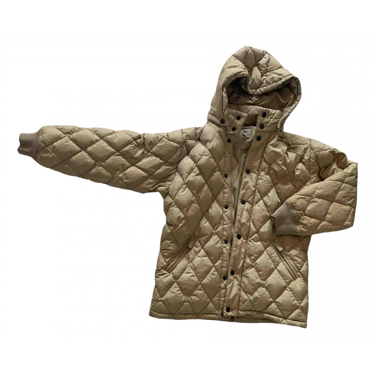 Aspesi - Manteau   pour femme - beige
