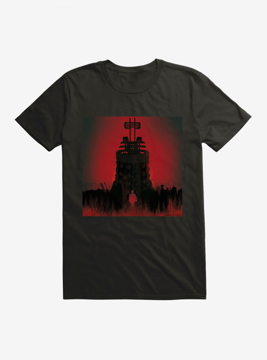 Doctor Who Daleks T-Shirt