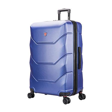 DUKAP Zonix Hardside 30 Inch Luggage, One Size , Blue
