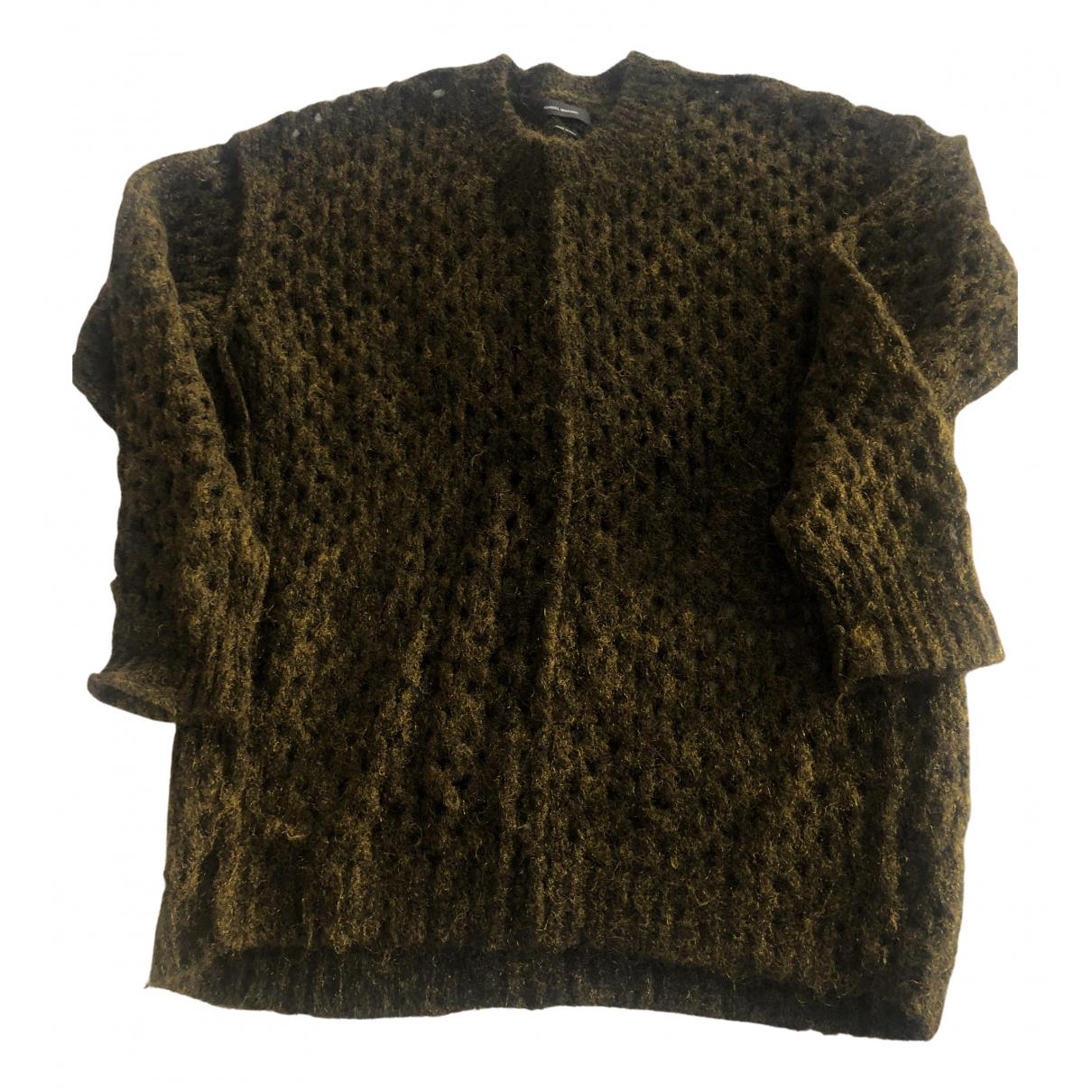 Isabel Marant \N Gold Wool Knitwear for Women 38 FR