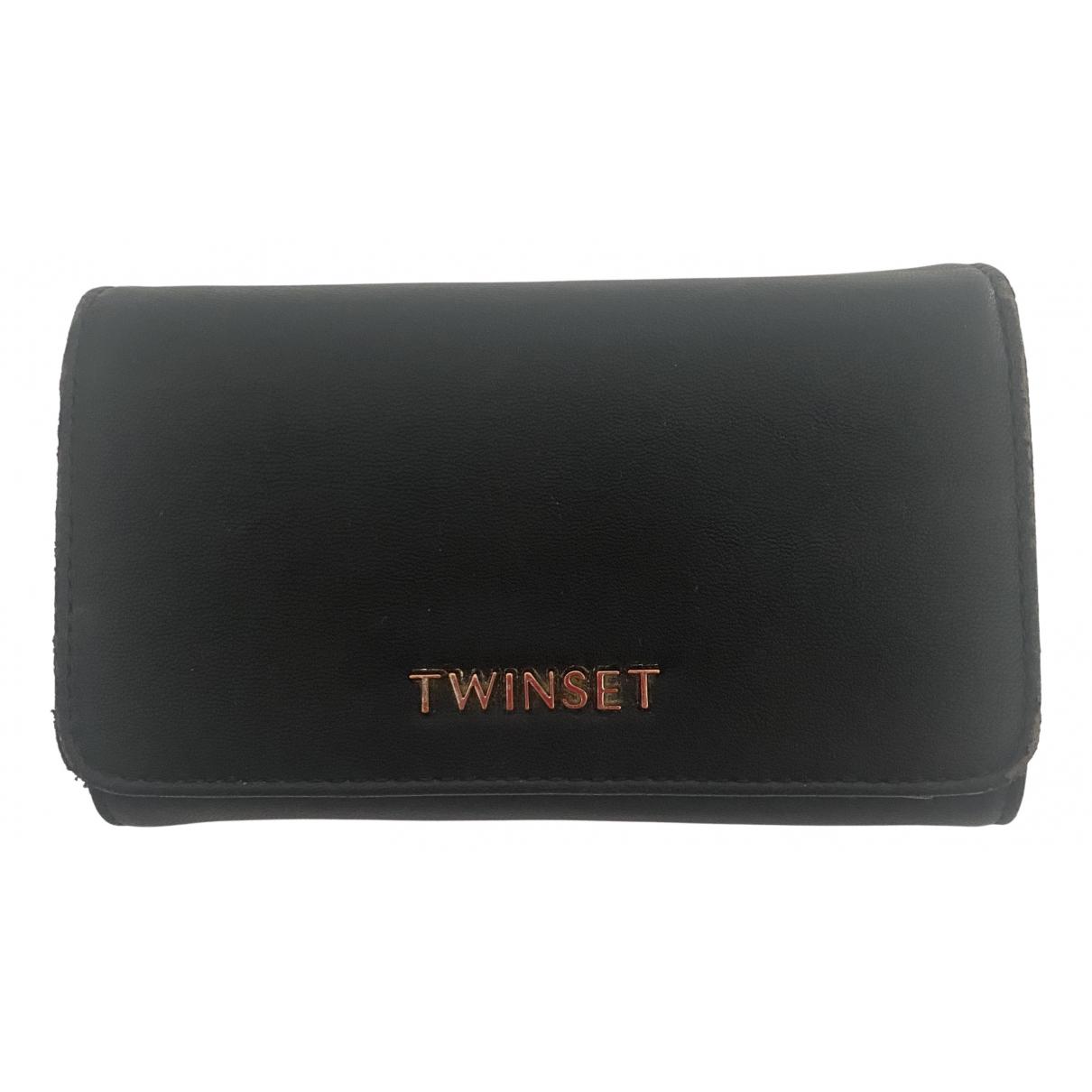 Twin Set N Black wallet for Women N