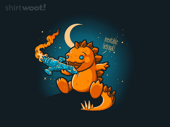 The Inevitable Betrayal T Shirt