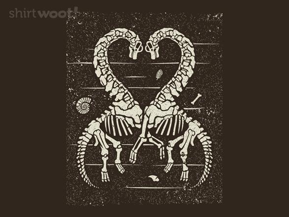 Mass Extinction Love T Shirt