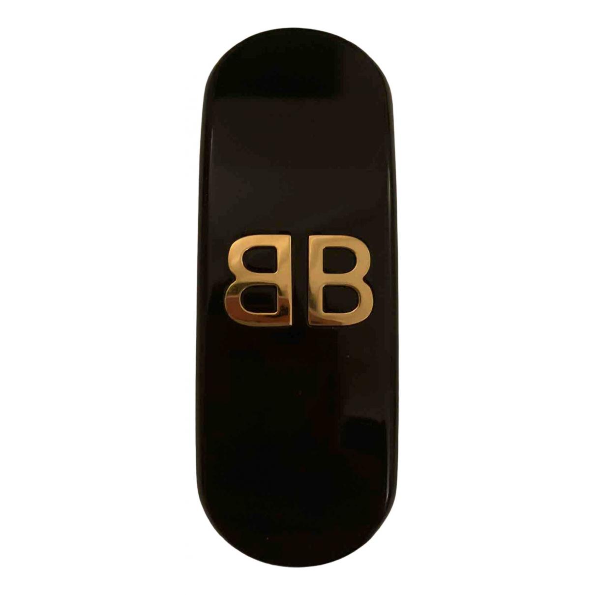 Balenciaga - Boucles doreilles   pour femme - noir