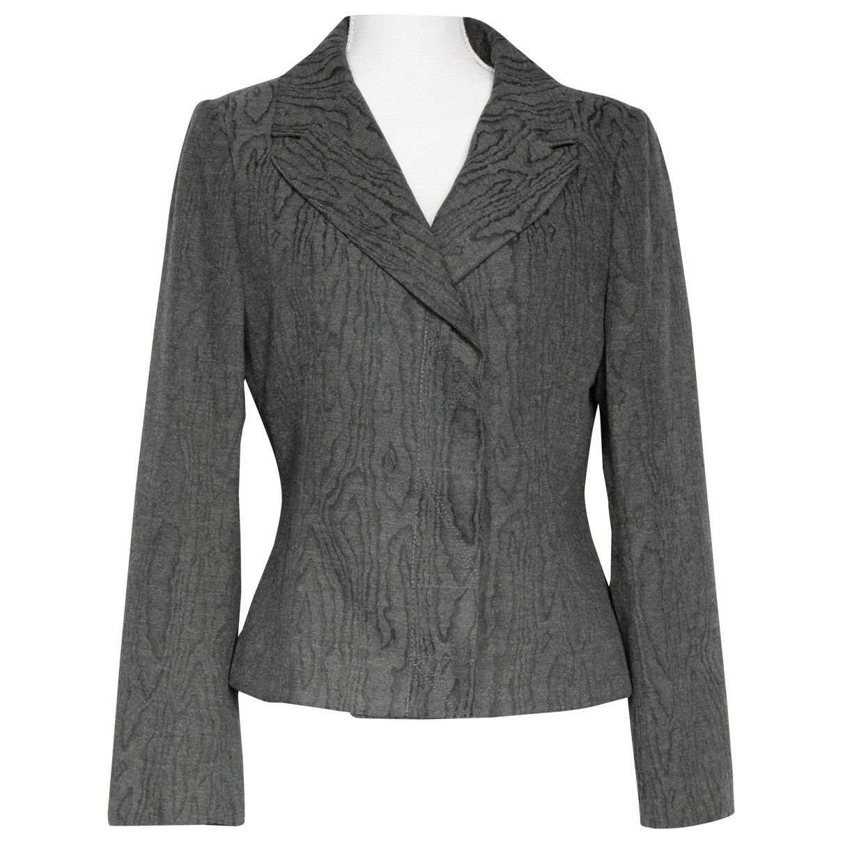 Versace Jeans \N Grey jacket for Women M International