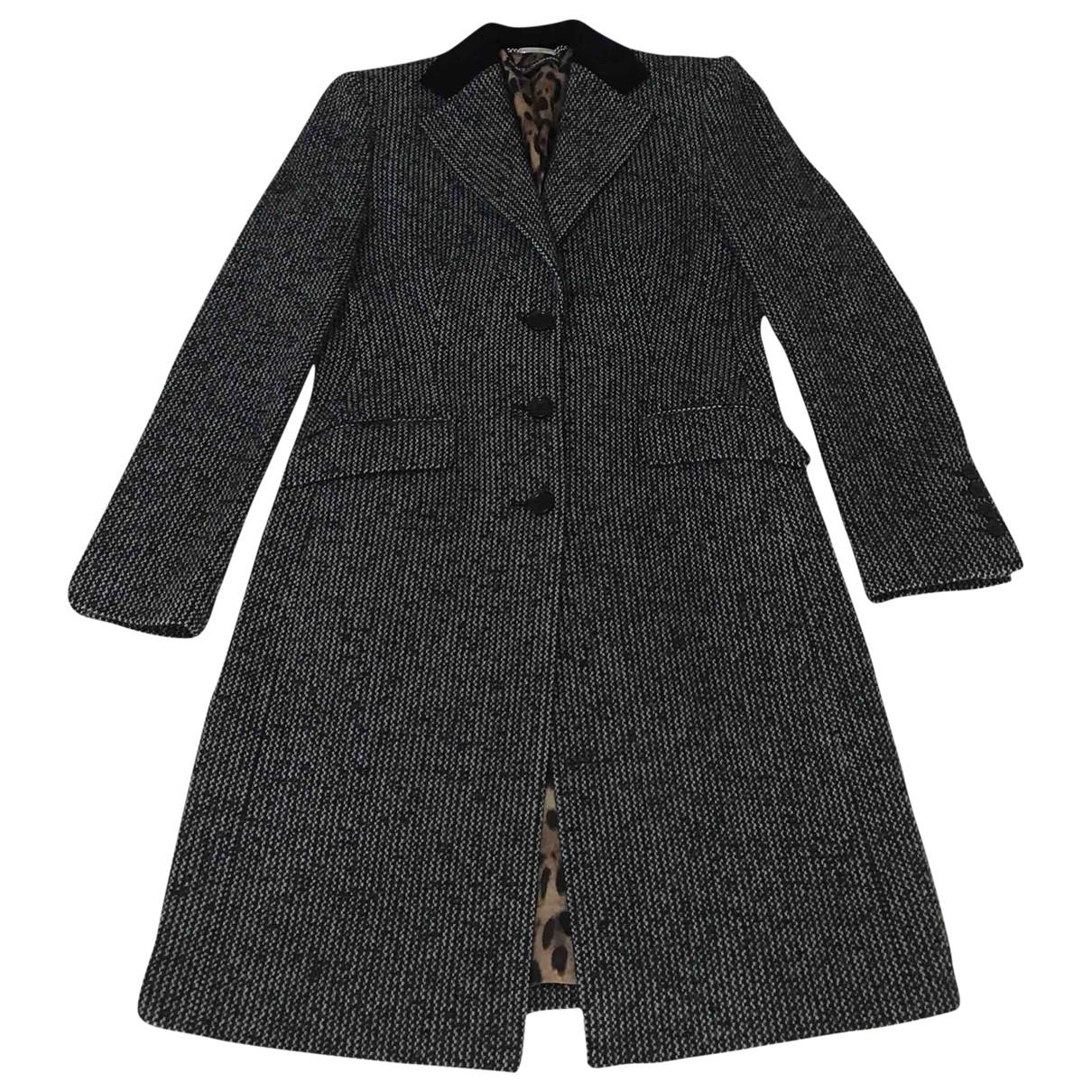Dolce & Gabbana \N Maentel in Wolle