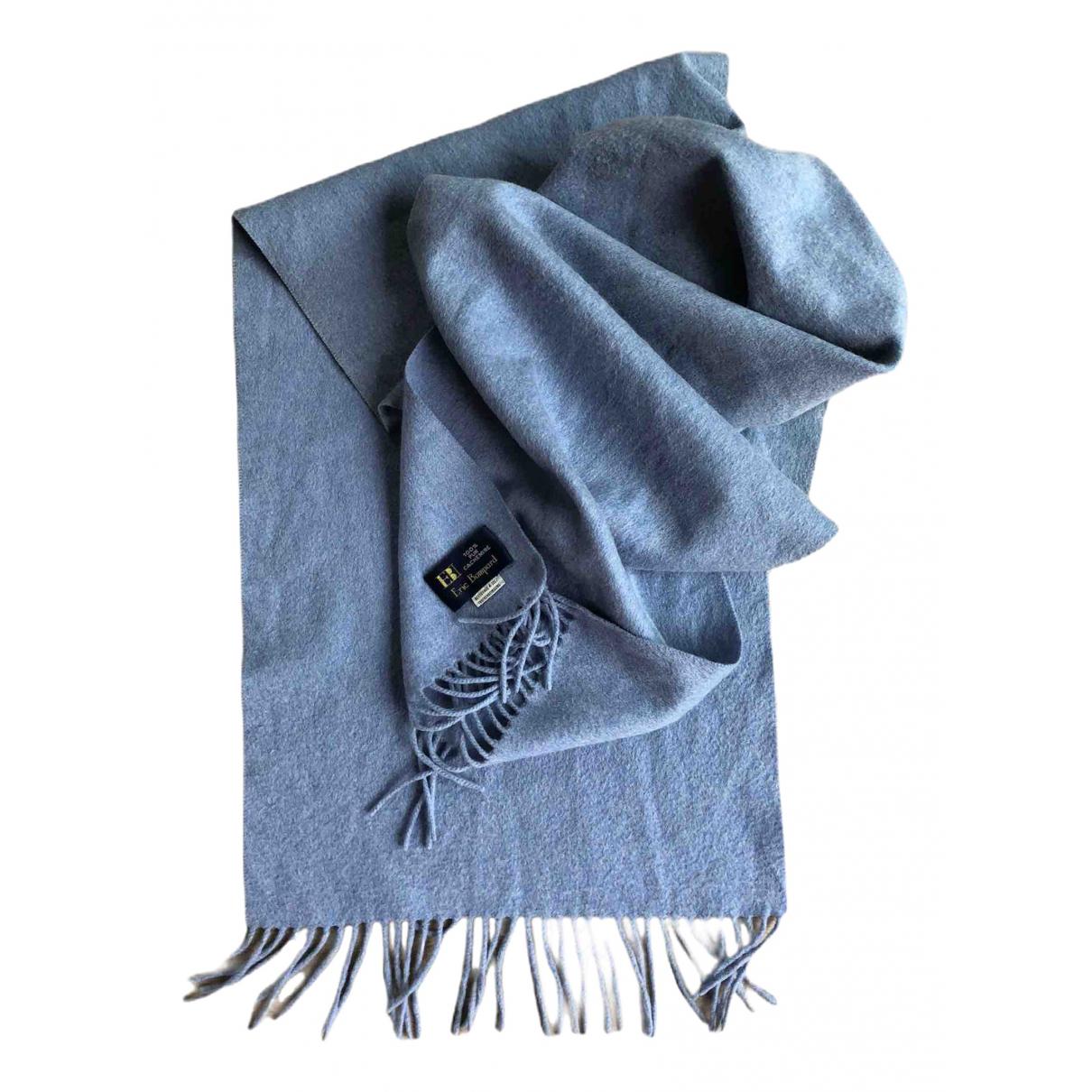 Eric Bompard \N Blue Cashmere scarf for Women \N