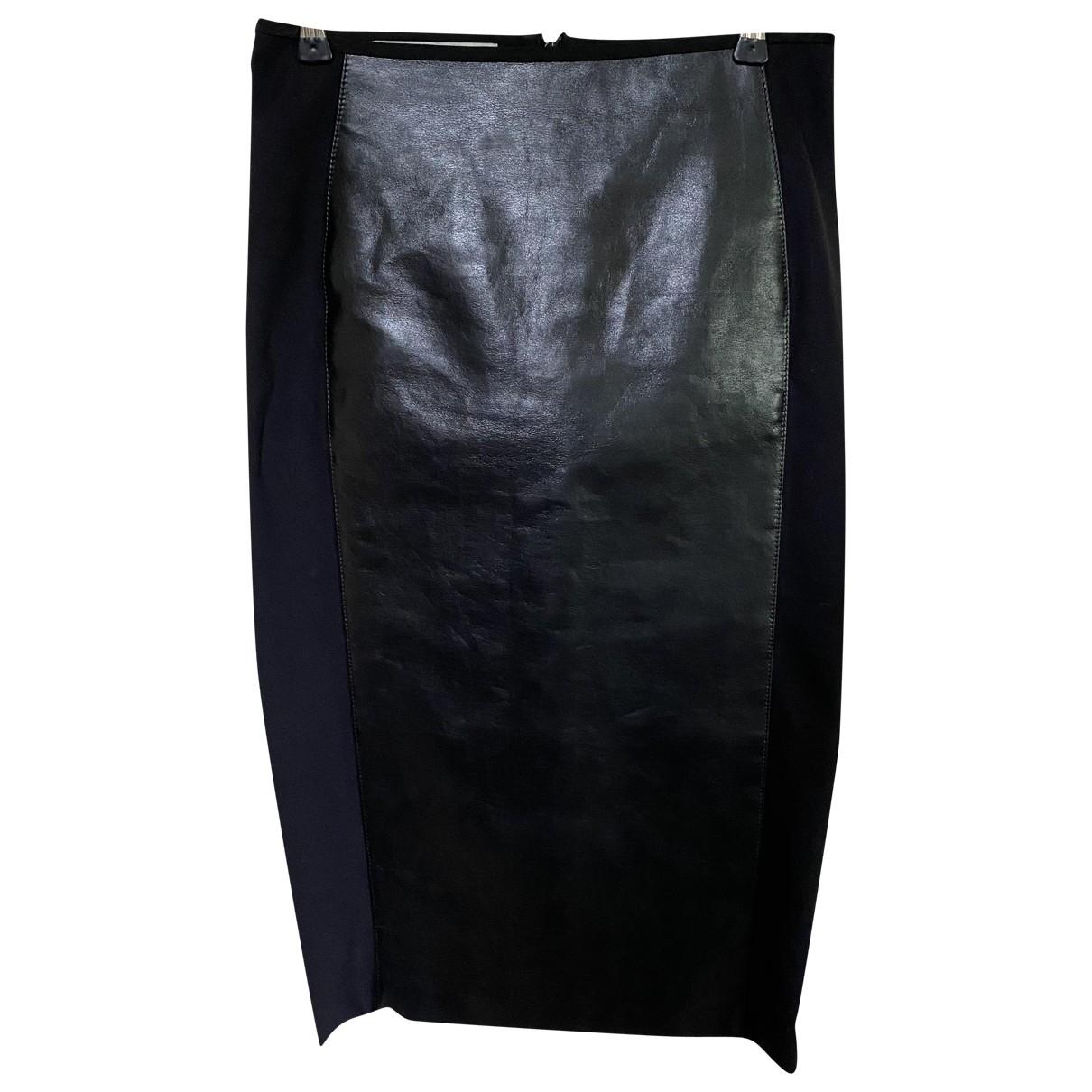 Stella Mccartney - Jupe   pour femme en coton - noir