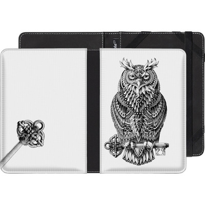 tolino shine 2 HD eBook Reader Huelle - Great Horned Owl von BIOWORKZ