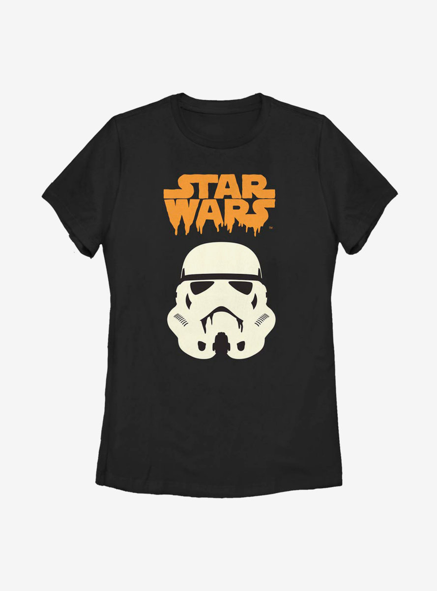 Star Wars Trooper Paint Womens T-Shirt