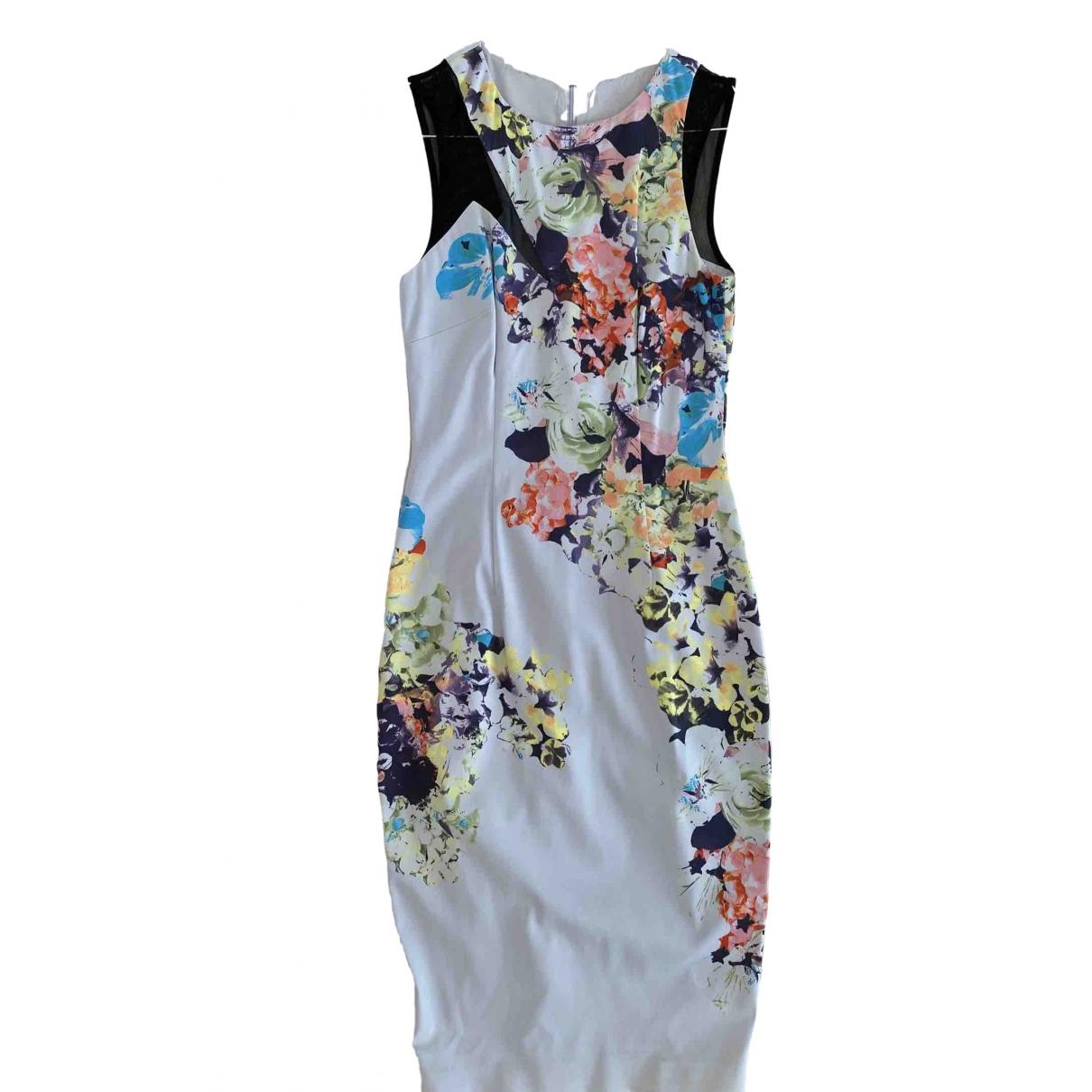 Karen Millen \N Kleid in  Blau Polyester