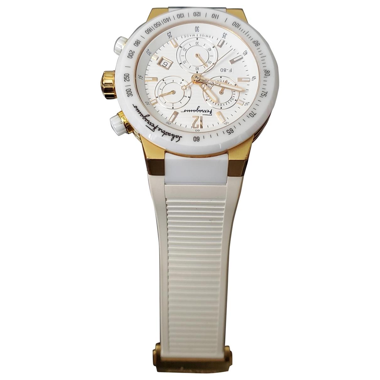 Reloj de Ceramica Salvatore Ferragamo