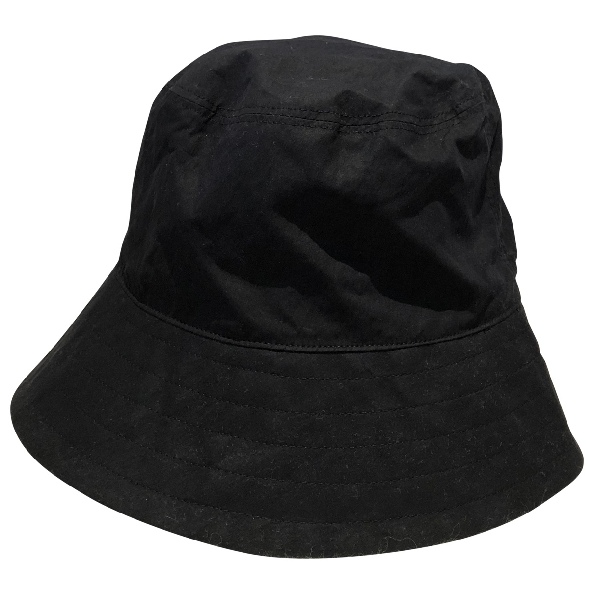 Cos \N Navy Cotton hat for Women S International