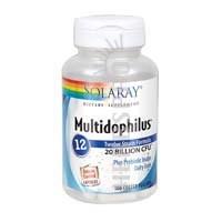 Multidophilus 12 50 Caps by Solaray