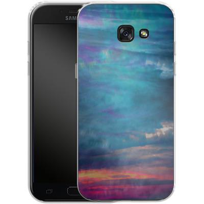 Samsung Galaxy A5 (2017) Silikon Handyhuelle - Ocean Sky von Amy Sia