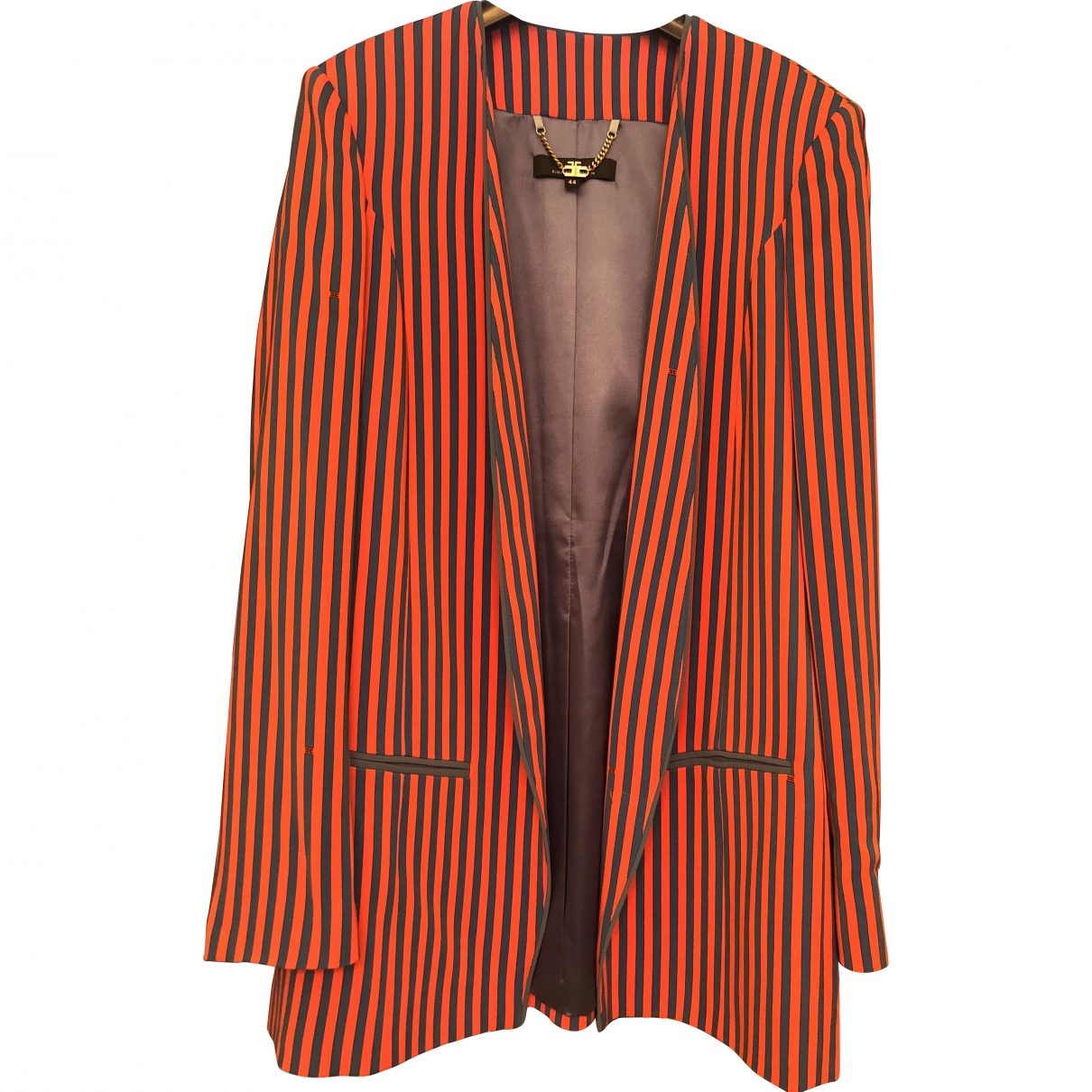 Elisabetta Franchi \N Multicolour jacket for Women 44 IT