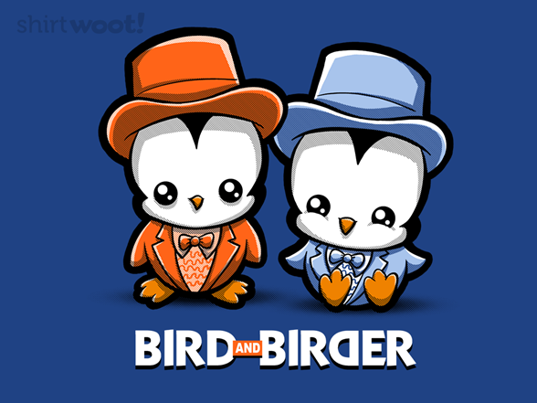 Bird And Birder T Shirt