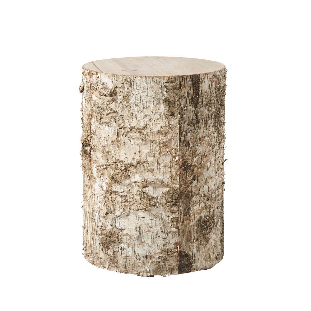 Beistelltisch aus Tannenholz