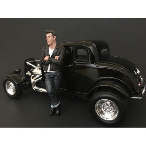 50s Style Figure I for 1/24 Scale Models by American Diorama