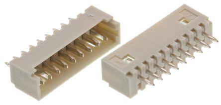 Molex , PicoBlade, 53047, 9 Way, 1 Row, Straight PCB Header (5)