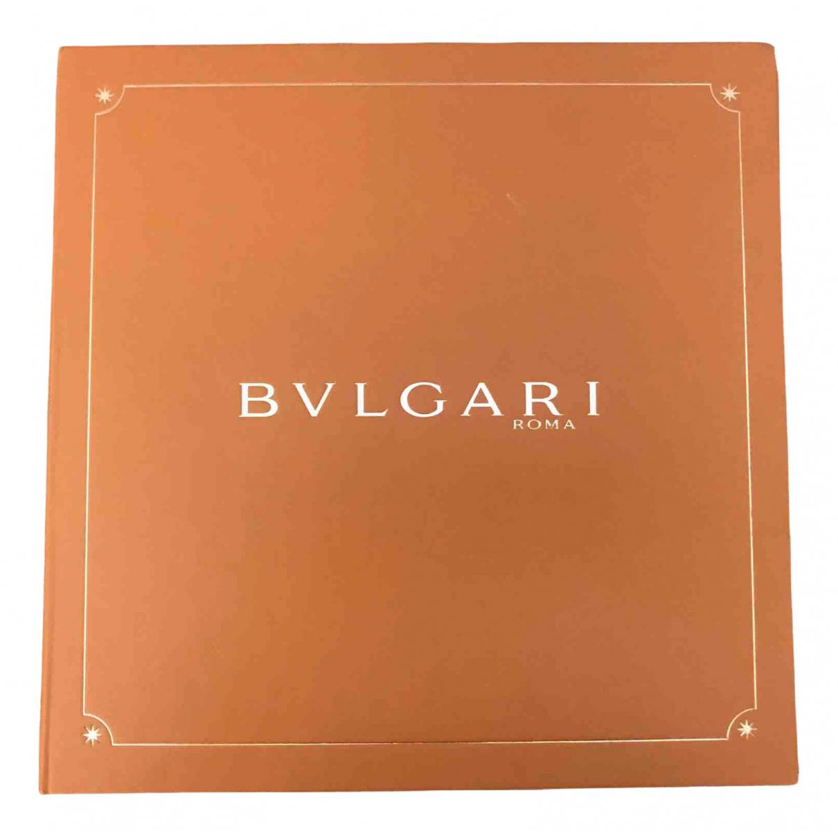 Bvlgari N Multicolour Cotton Fashion for Life & Living N