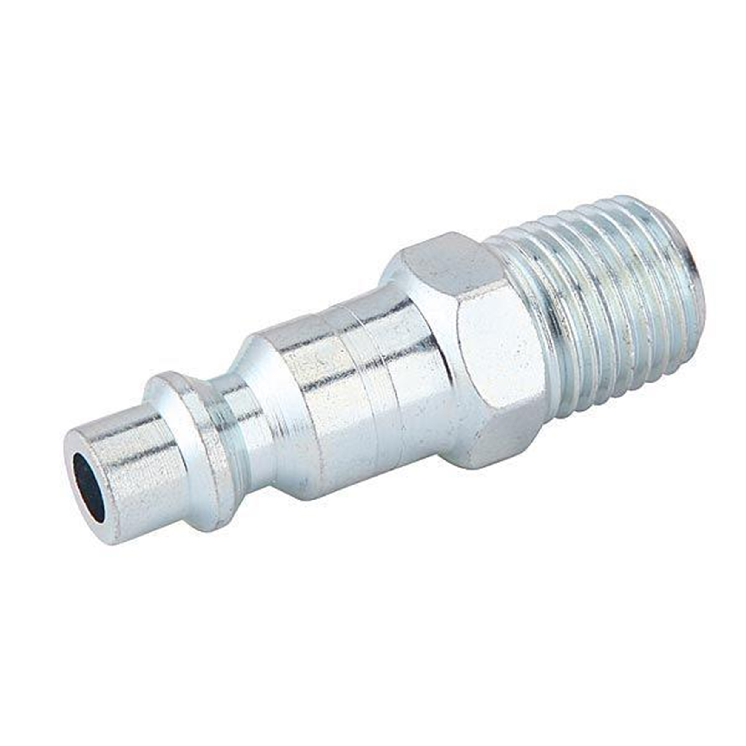 1/4-Inch Industrial Air Plug With Male 1/4-Inch NPT