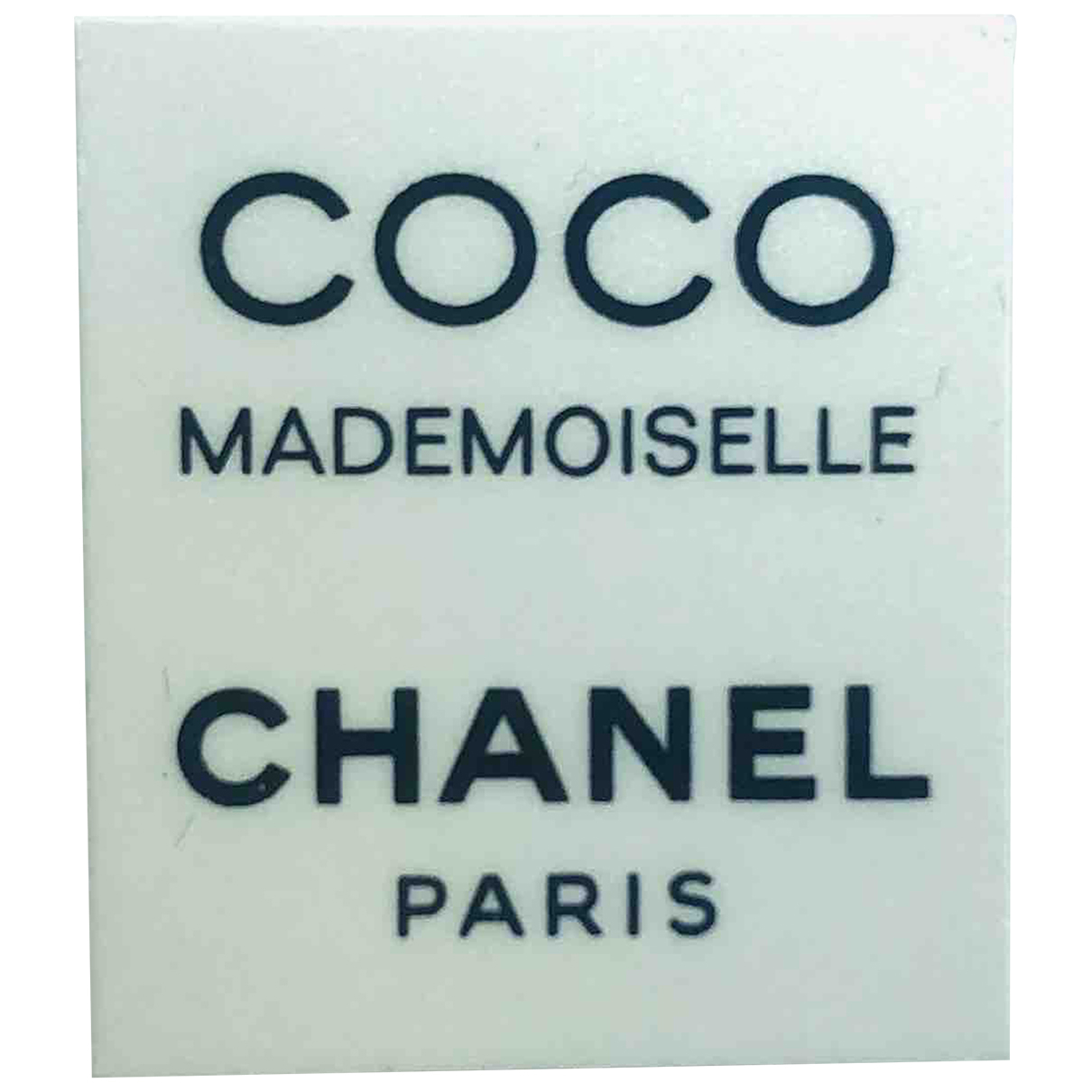 Chanel \N Brosche in Metall