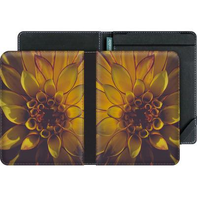 tolino vision 3 HD eBook Reader Huelle - Yellow Dahlia von Joy StClaire