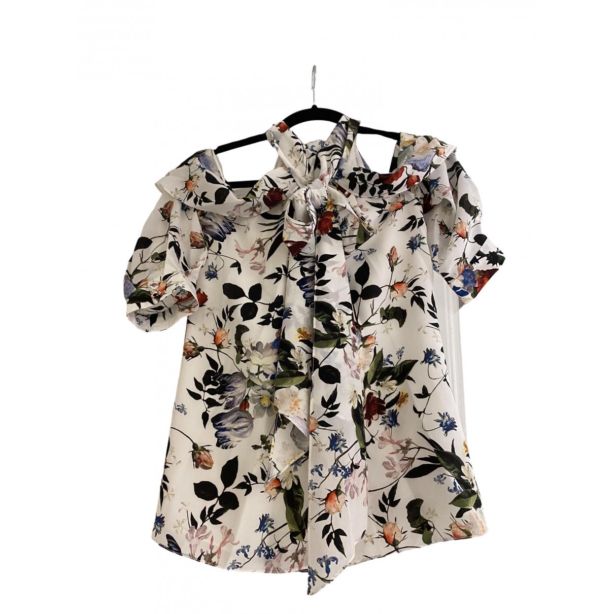 Erdem \N Multicolour Silk  top for Women 6 UK