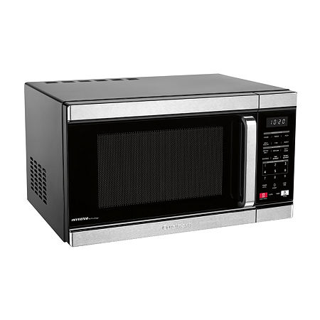 Cuisinart Counter Microwave, One Size , Stainless Steel