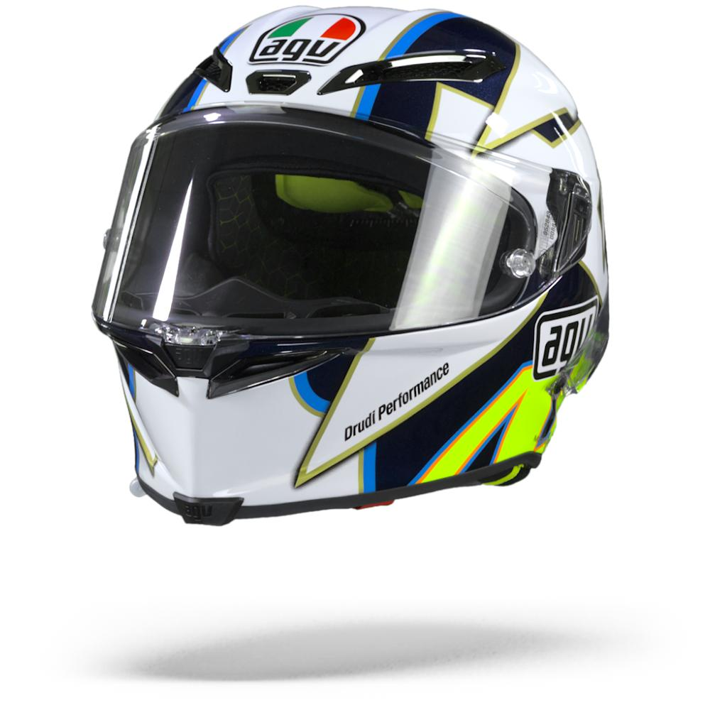 AGV Pista GP RR Rossi World Title 2003  Casco Integral XL
