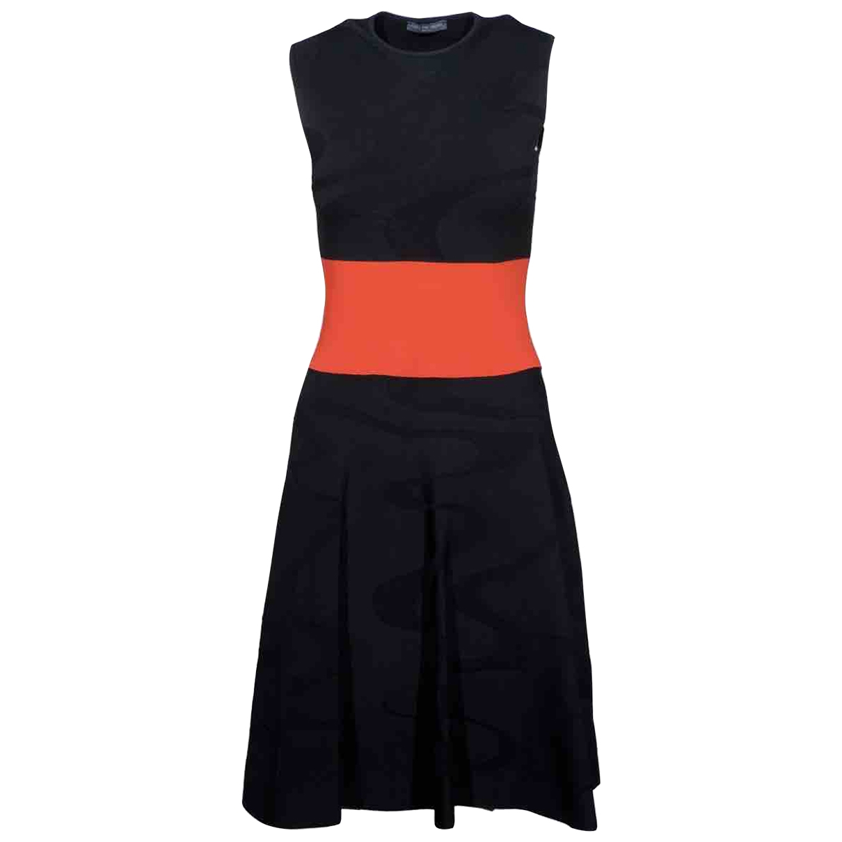 Alexander Mcqueen \N Black dress for Women M International