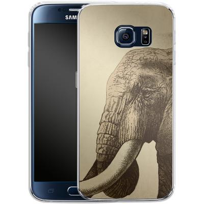 Samsung Galaxy S6 Silikon Handyhuelle - Old Friend von Eric Fan