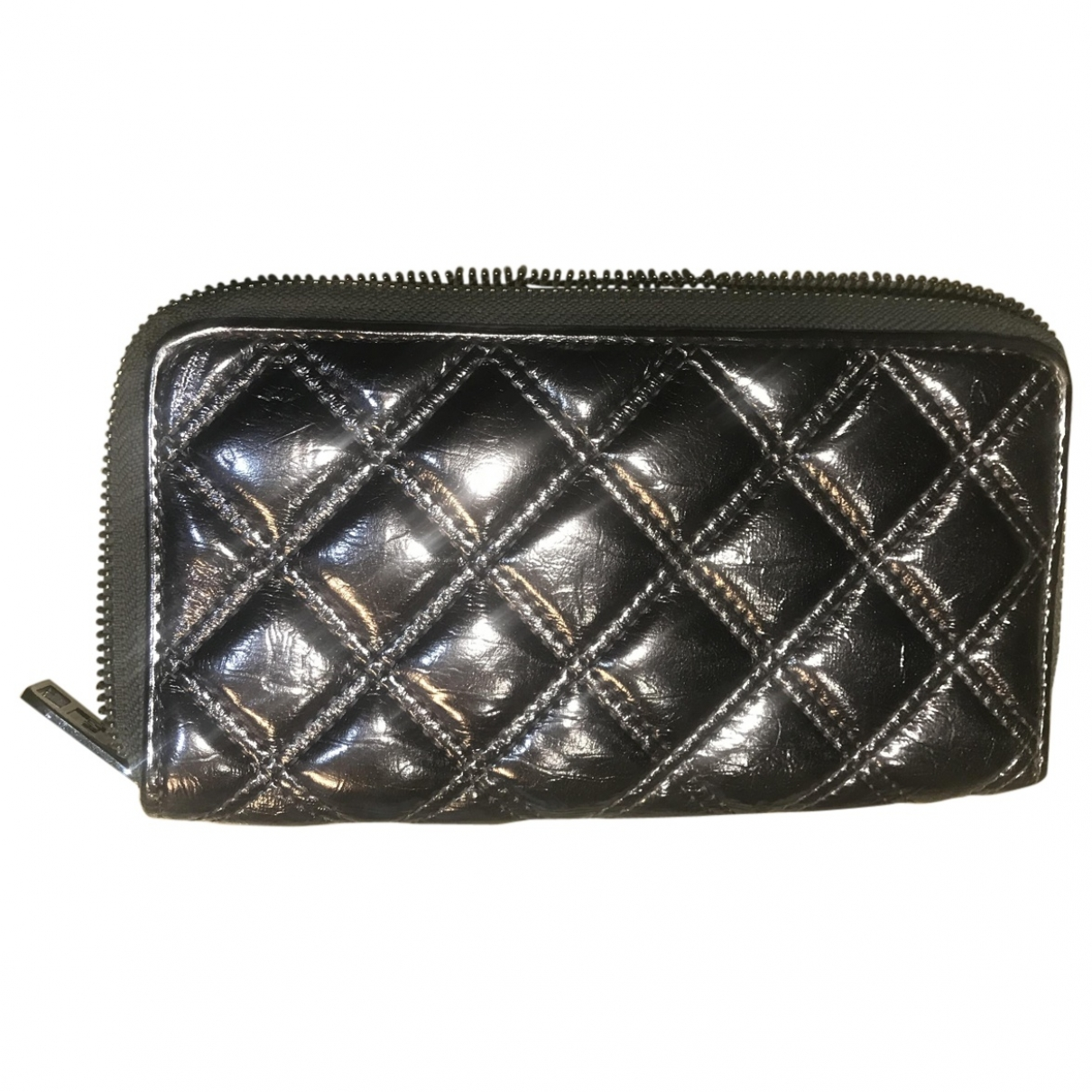 Marc Jacobs \N Silver Leather wallet for Women \N