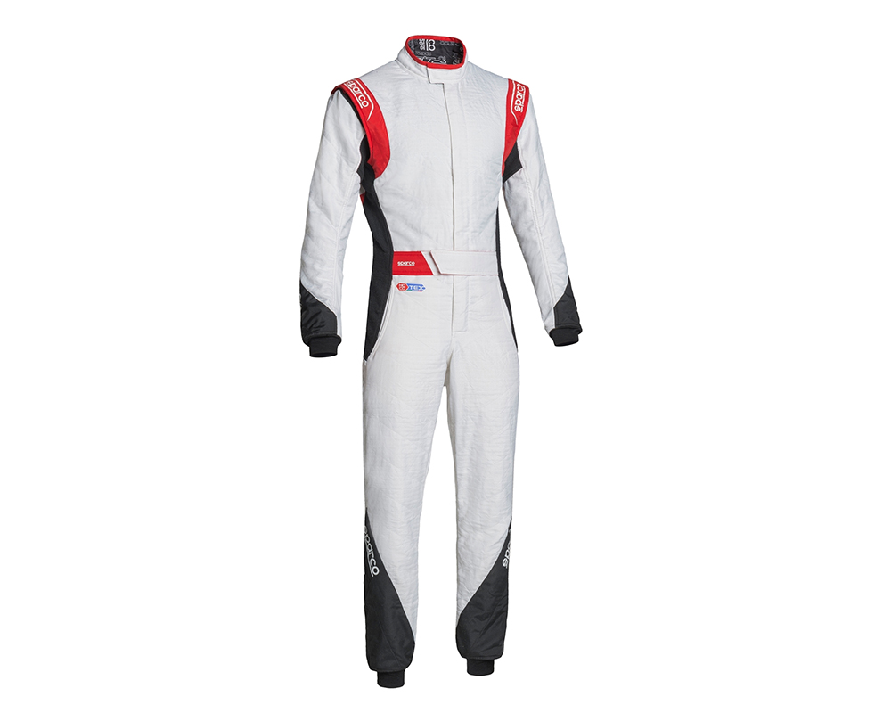 Sparco 0011278H58BNRS Suit Eagle RS8.2 58 White/Red
