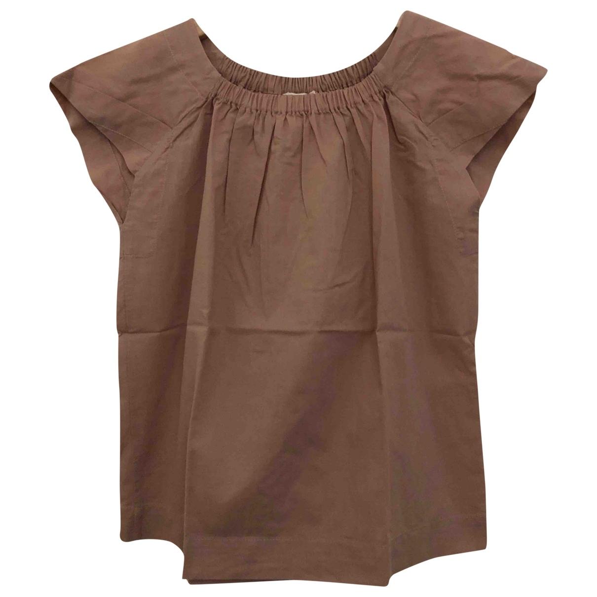 Douuod - Top   pour enfant en coton - rose