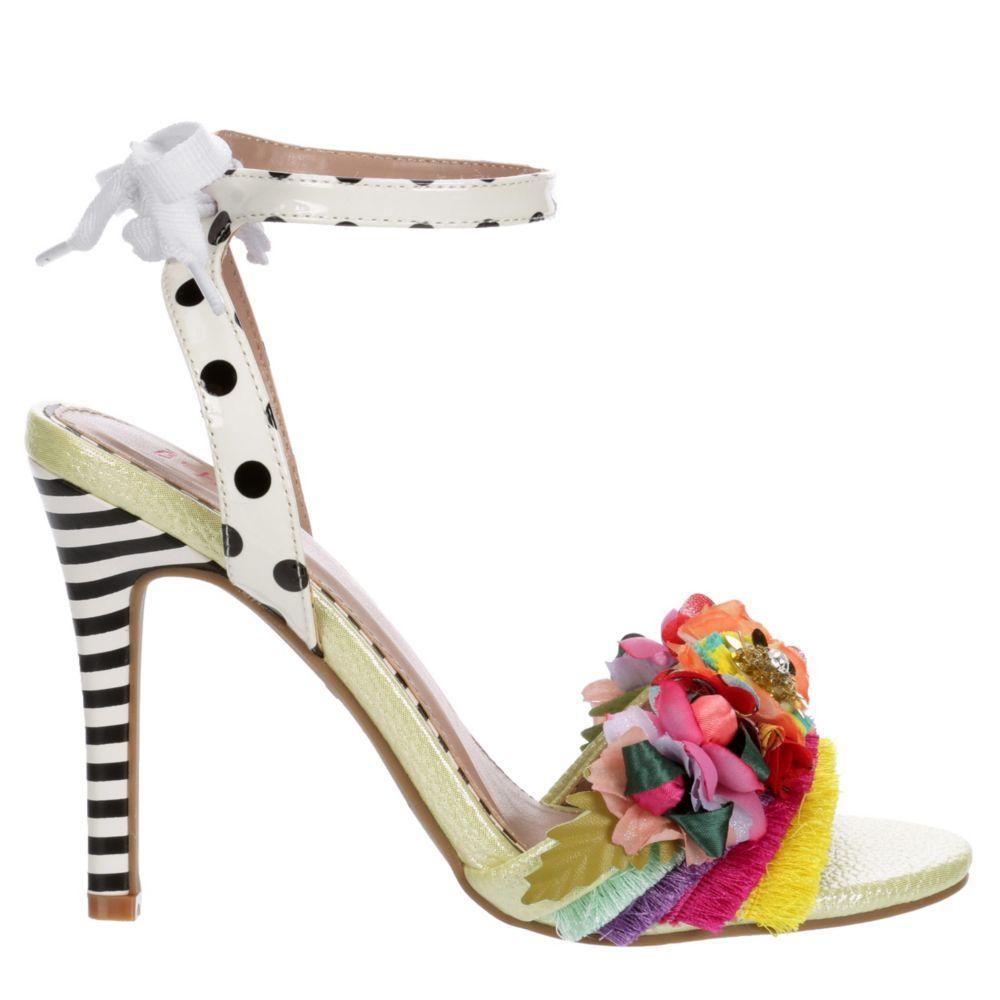Betsey Johnson Womens Wycker Dress Sandals