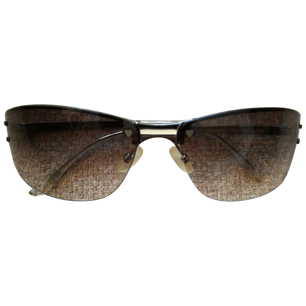 Dior Abstract Grey Sunglasses for Women \N