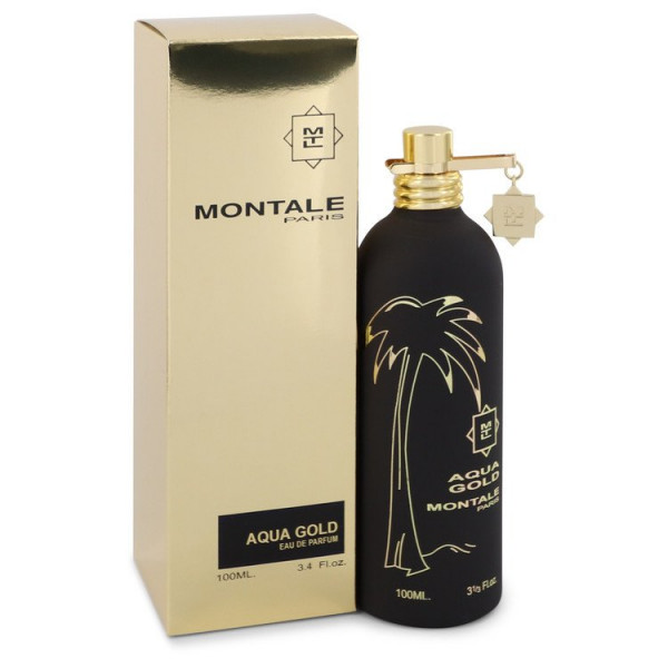 Aqua Gold - Montale Eau de Parfum Spray 100 ML