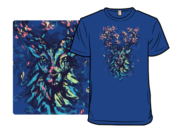 Heart Of The Forest T Shirt