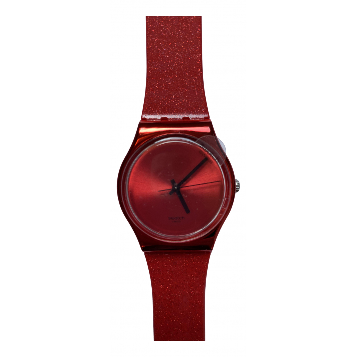 Swatch \N Uhr Rot